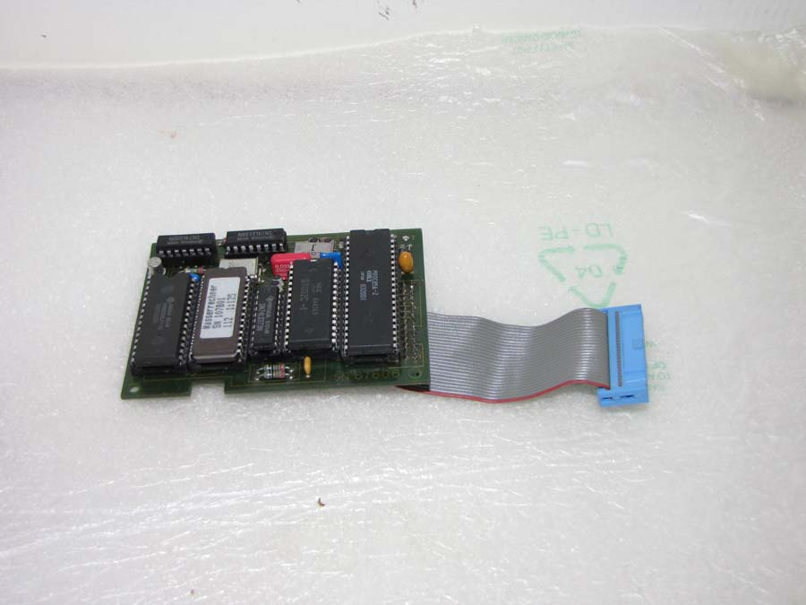 Arburg CMD card water flow monitiring card sn 67006