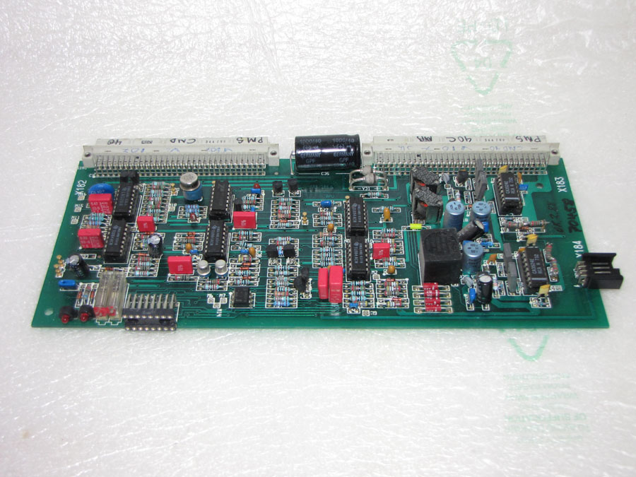 Arburg CMD series propotional valve amplifier card