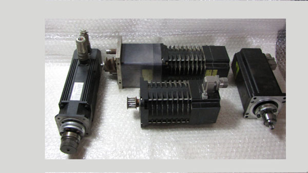 BERGER LAHR servo motors
