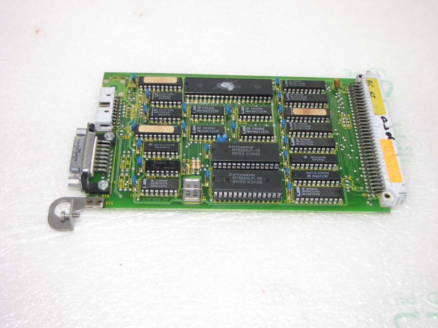 Battenfeld Unilog 4000 control  RS 232 series interface card