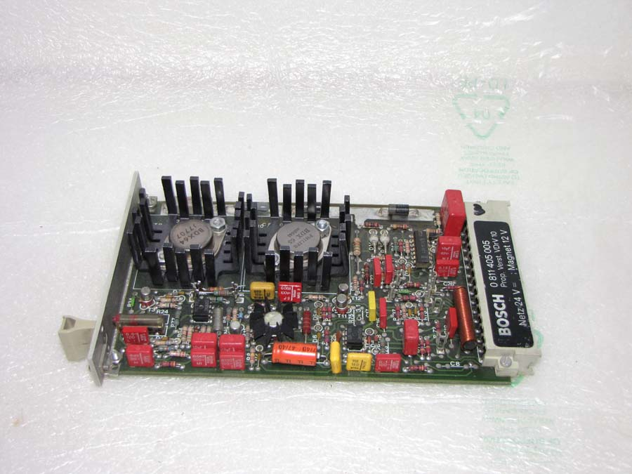 Bosch 0 811-405-005 propotional valve amplifier