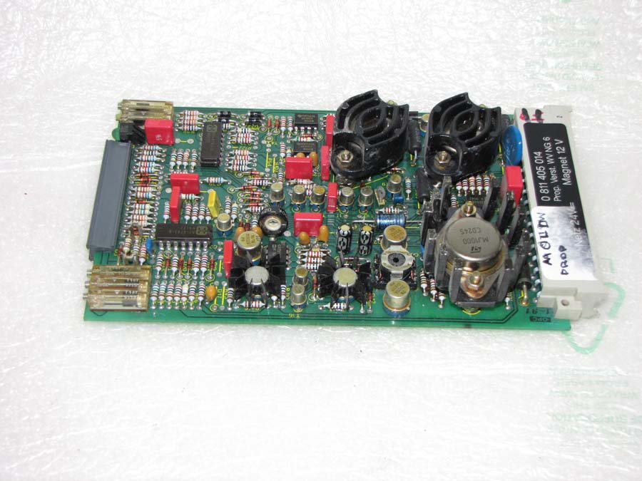 Bosch 0 811-405-014 propotional valve amplifier