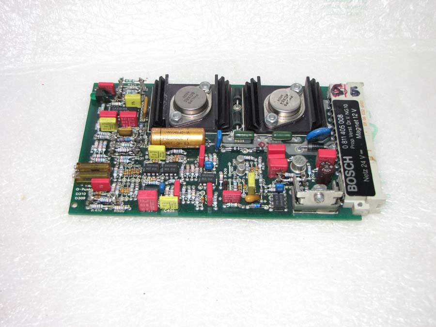 Bosch propotional valve amplifier 0 811-405-008