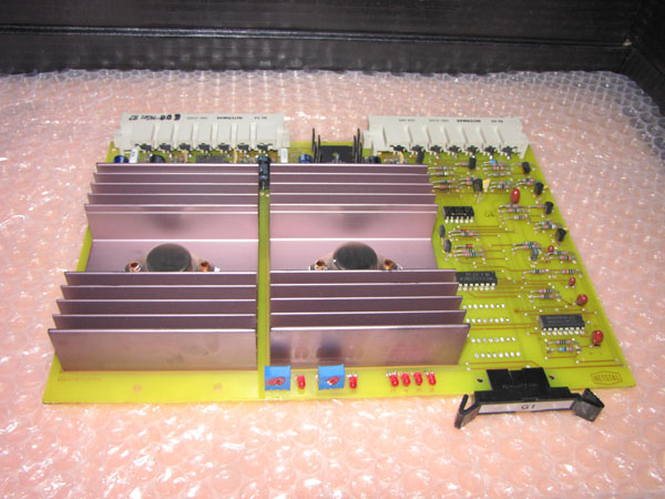 IMGNetstal SYCAP control PSC 110 240 5347 power supply card 0204