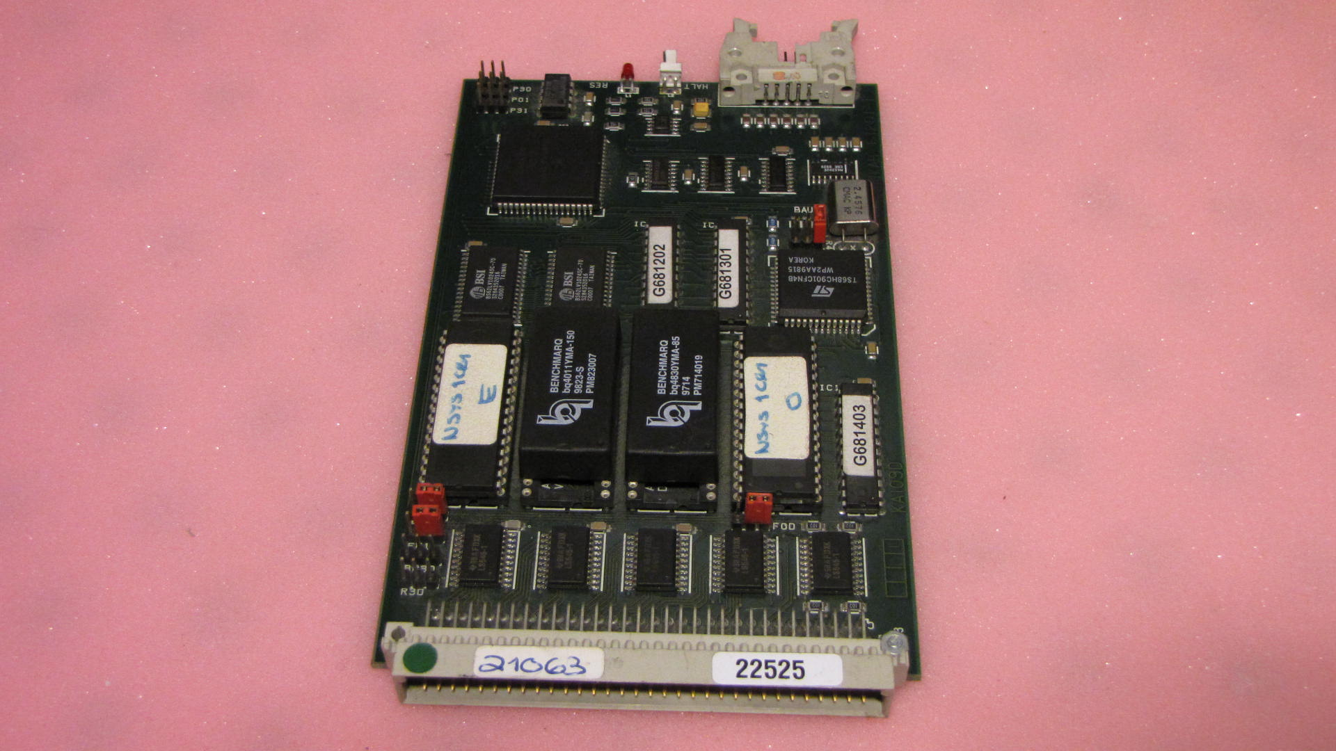 MIKAB V24  series interface card