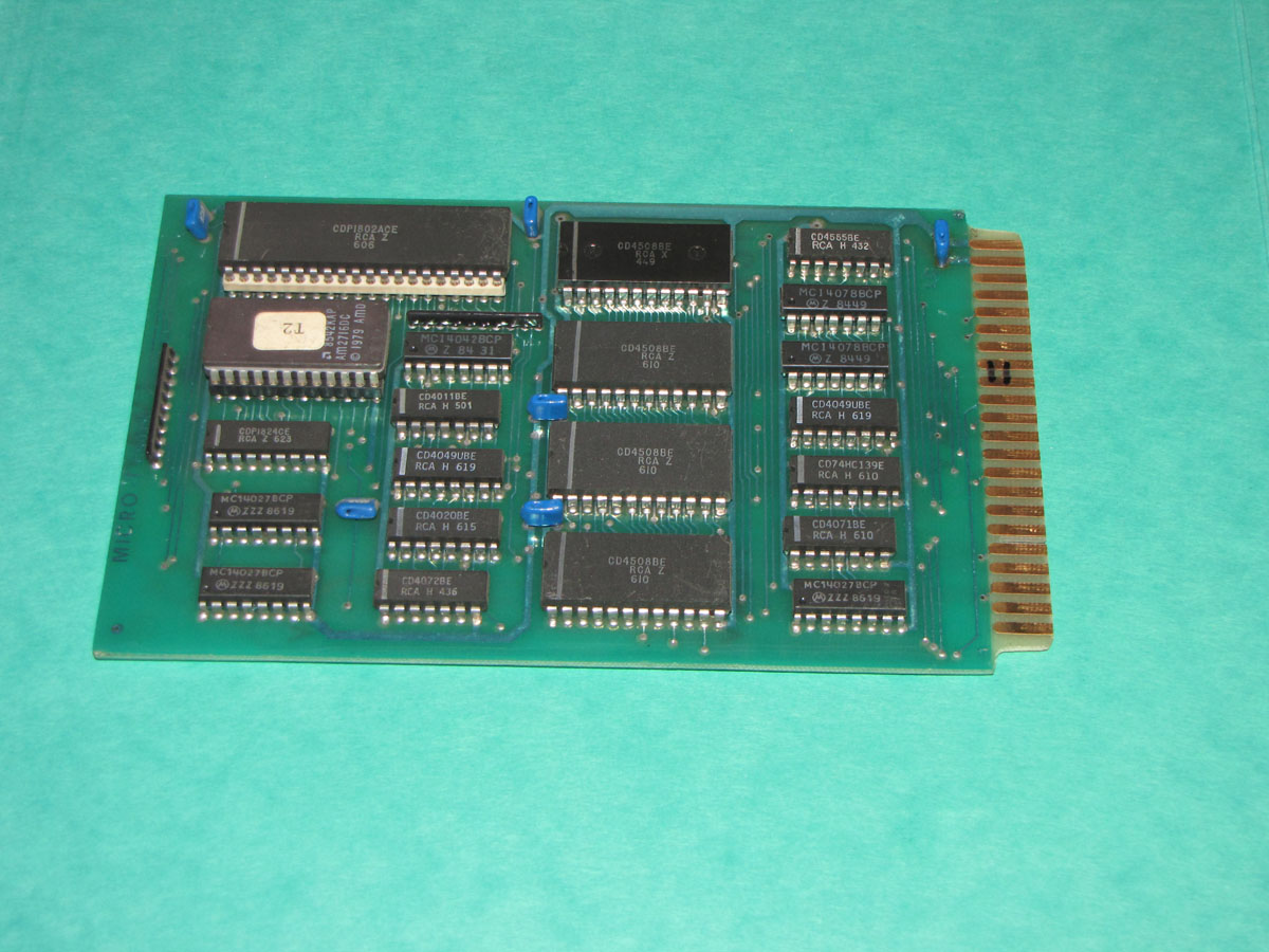 Negri Bossi Micro T CS 0350 cpu 3 card