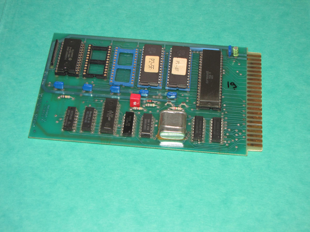 Negri Bossi  MICRO-P1 -CPU -CS04345 card