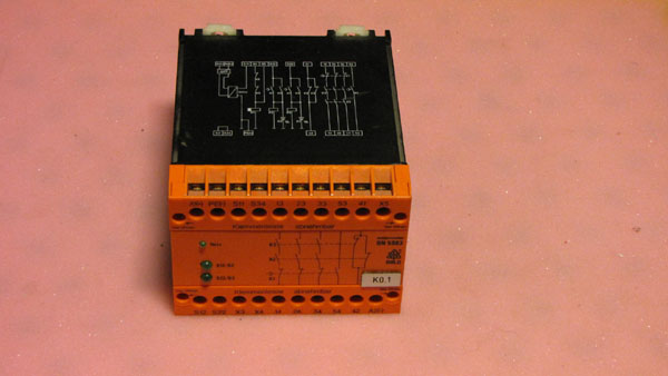 Safety control BN- 5983 card